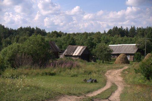 Деревня Бестолковица