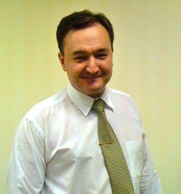Магнитский Сергей Леонидович