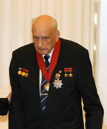 Ковалев Сергей Никитич