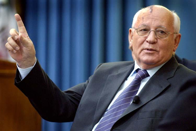 Михаил Горбачев (президент СССР) биография, фото