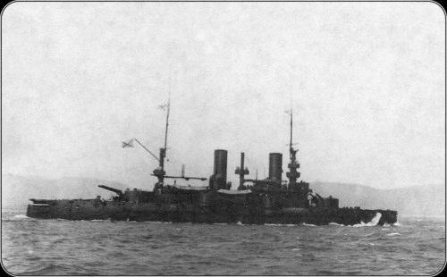 Эскадренный броненосец Полтава