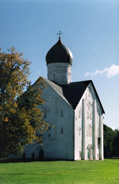 ]Церковь Спаса Преображения