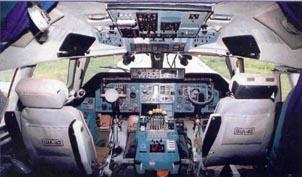 Рабочие места летчиков