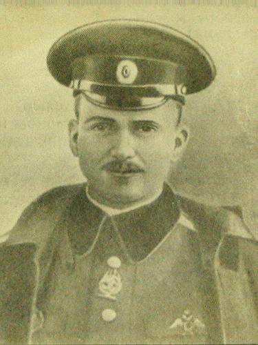 Нестеров Пётр Николаевич