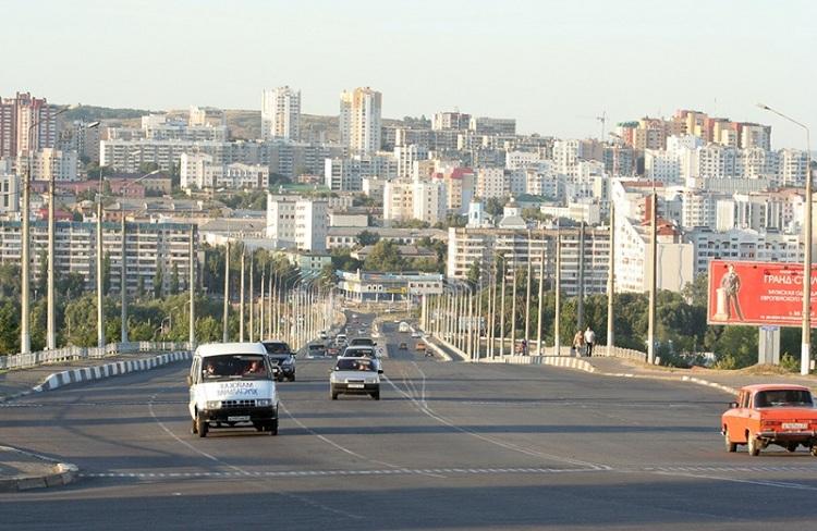 Панорама города Белгорода