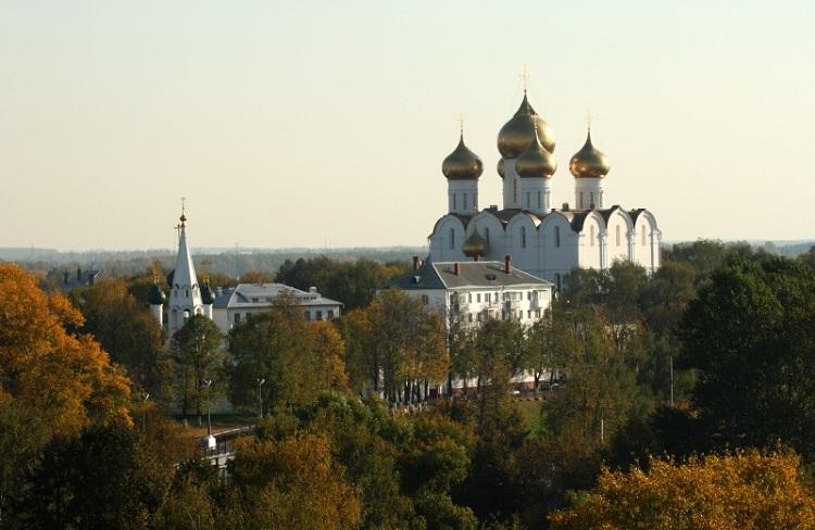 Ярославль какой регион