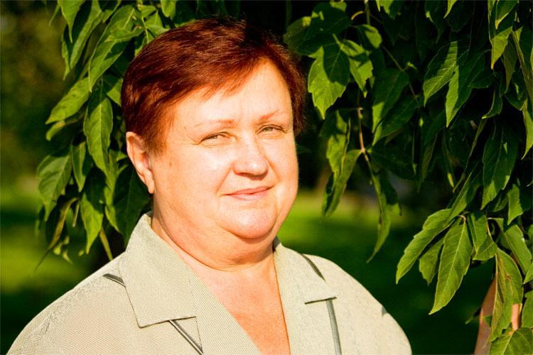 Дина Галузина