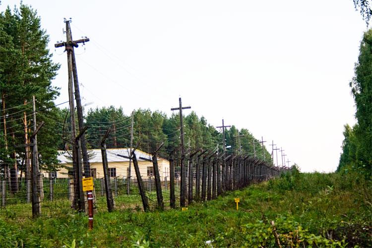 Озёрск за колючей проволокой с 1948 г.
