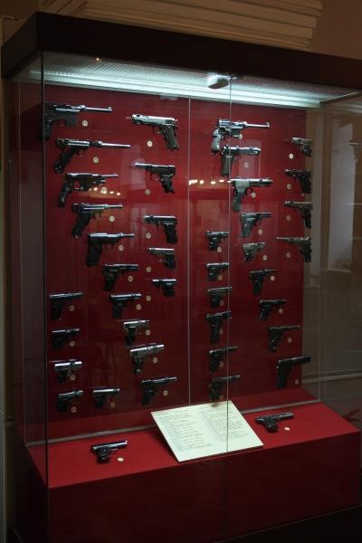 Изделия тульских оружейников