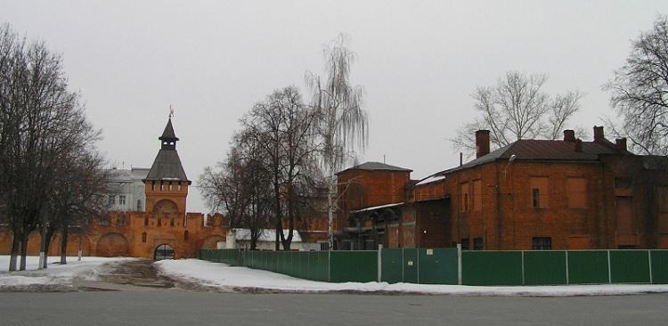 здание 1-ой городской электростанции
