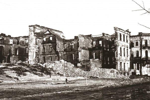 Курск во время войны