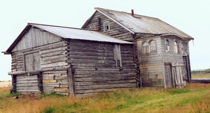 Дом в Устье