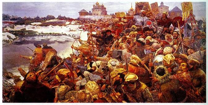 Второй этап Смуты. Россия в 1606 - 1610 гг.