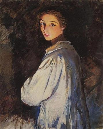 Е серебрякова 1911 г автопортрет