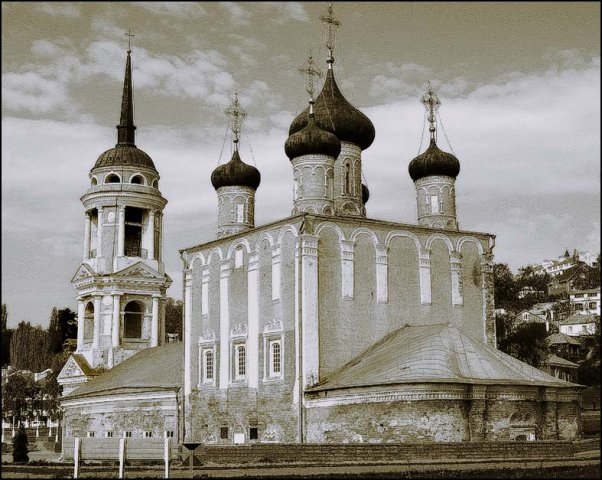 Церковь на Адмиралтейской площади