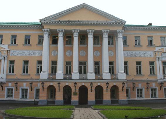 библиотека имени К. Д. Ушинского