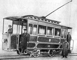 Уже в начале 1890-х годов конно-железные дороги в Москве не справлялись с потоком пассажиров. К тому же состояние оборудования (рельсовых путей и подвижного состава) было таково, что необходимость зам
